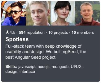Team Spotless, StarterSquad